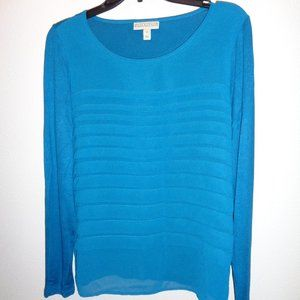 Dana Buchman Top Size Medium